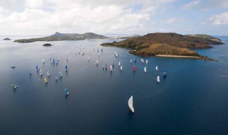 Ciaran Handy Hamilton Island Race Week Organiser