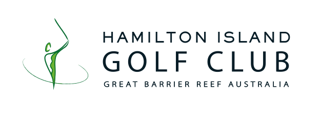 Hamilton Island Golf Club Logo